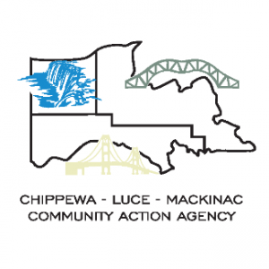 chippewa luce mackinac community action agency logo